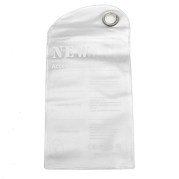 Waterproof Anti-water Pouch Bag Case Cover For iPhone Smartphone