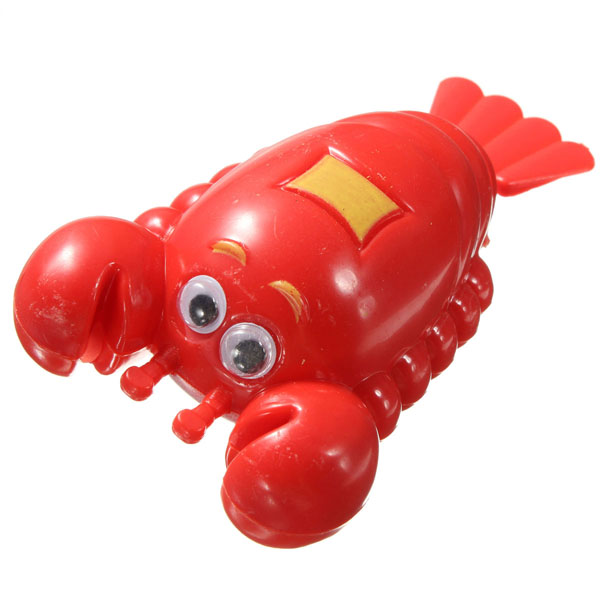 Cute Wind Up Moving Swimming Fish Turtle Frog Baby Kid Bath