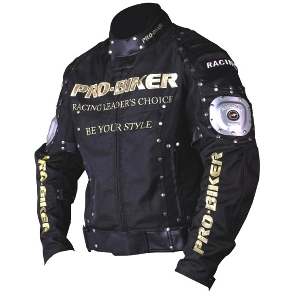 Pro-Biker Motorcycle Racing Gear Riding Clothing Knight Jacket