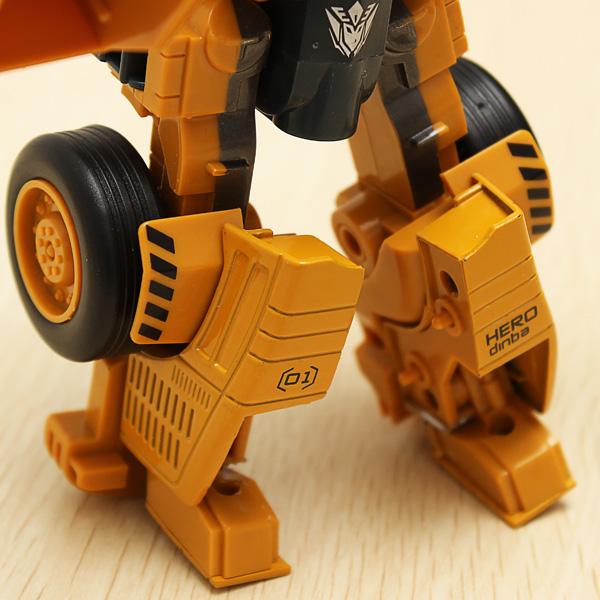 Metal Truck Hercules Combination Truck Transformers Toys