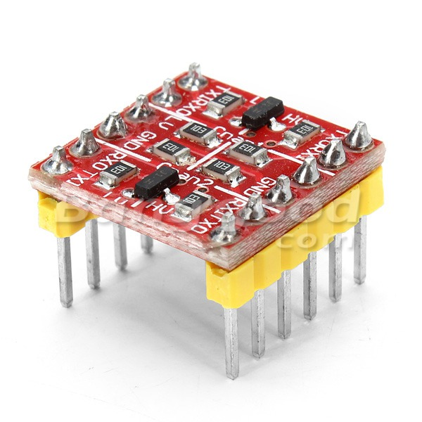 5 Pcs 3.3V 5V TTL Bi-directional Logic Level Converter For Arduino