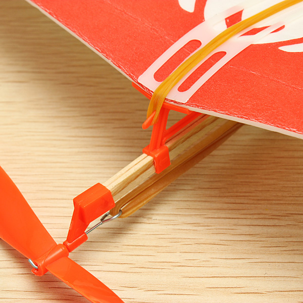 Thunderbird Teenagers Aviation Model Planes Powered By Rubber Band