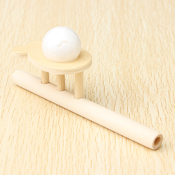 Children Educational Toy Wooden Floating Ball Game