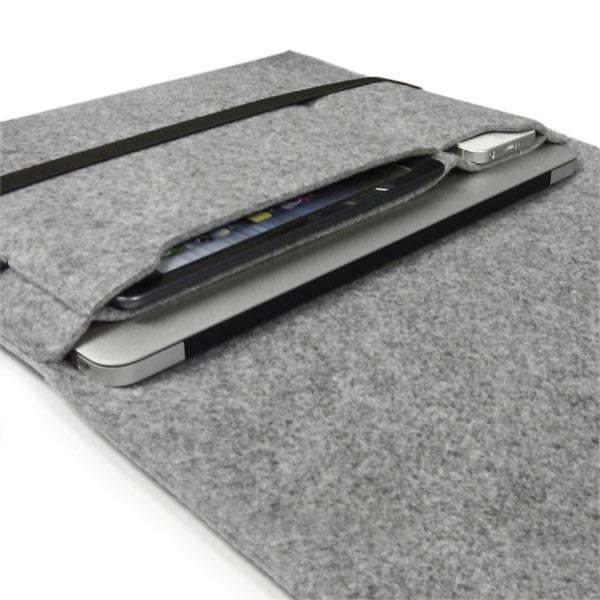 Smart Laptop Sleeve Case Cover Bag For Macbook Air/Pro Retina 13