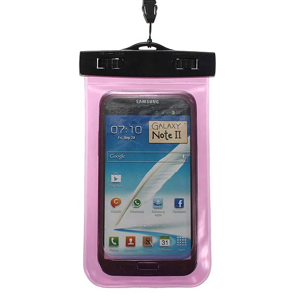 Universal Waterproof Under Water Pouch Case Cover For iPhone