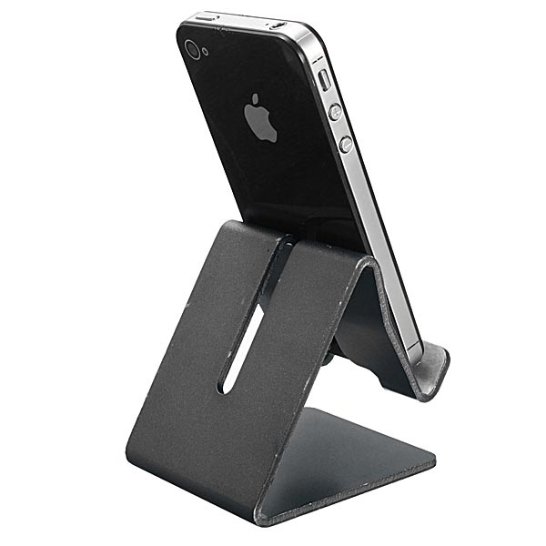 Universal Aluminum Alloy Stand Holder For iPhone 5 5S