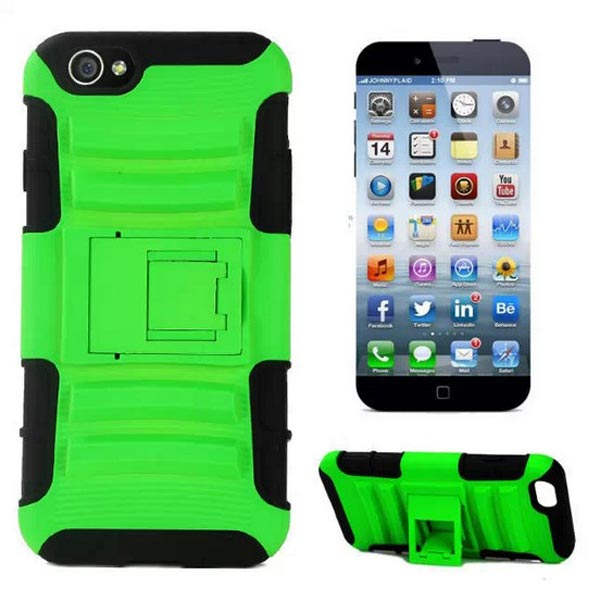 Heavy Duty Impact Rugged Hybrid Case Cover Skin For iPhone 6