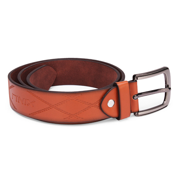 Fashion Mens Business Casual Pin Buckle Artificial Leather PU Belt