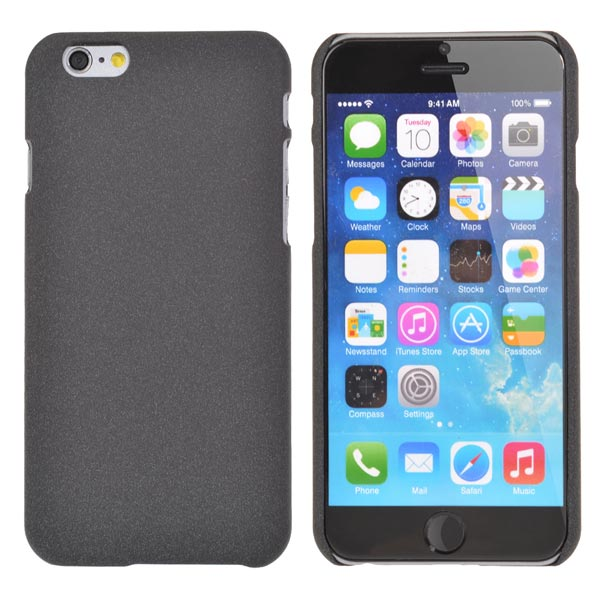 Quicksand Grain Plastic Protective Case Cover For iPhone6