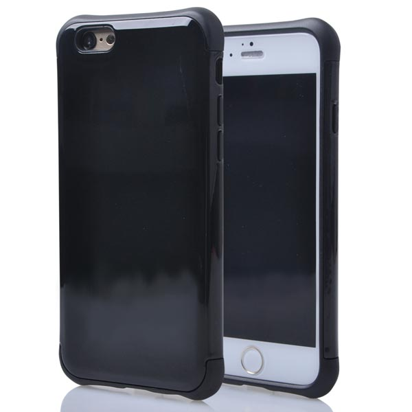 Hybrid TPU+PC Protective Hard Cases Cover For iPhone 6 4.7Inch