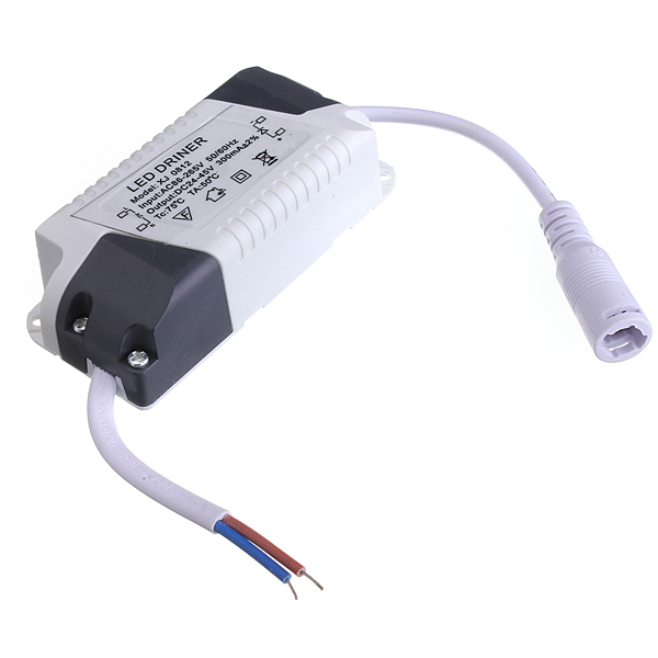 12W LED Driver Transformer Power Supply For Bulbs AC86-265V