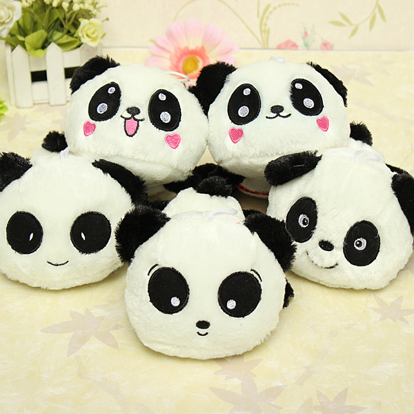 Cute Plush Doll Toy Stuffed Animal Panda Quality Bolster Gift