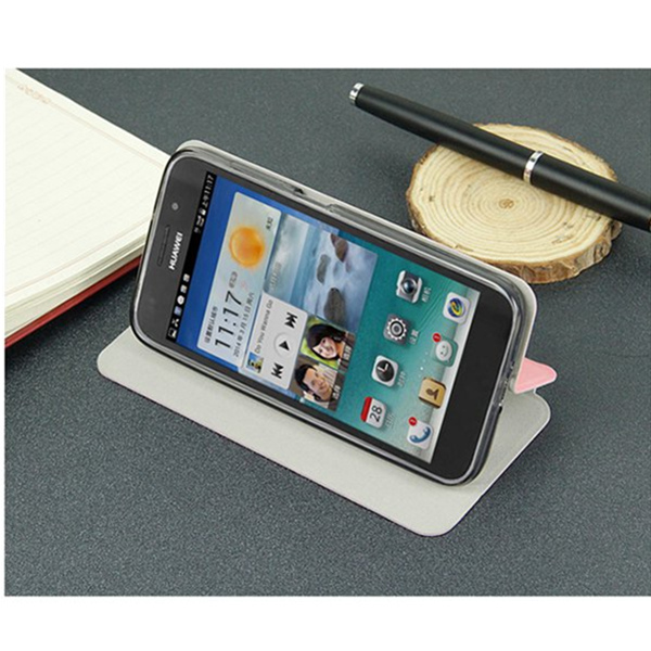 MOFI Rui Series Flip Leather Case Cover For Huawei Ascend G660