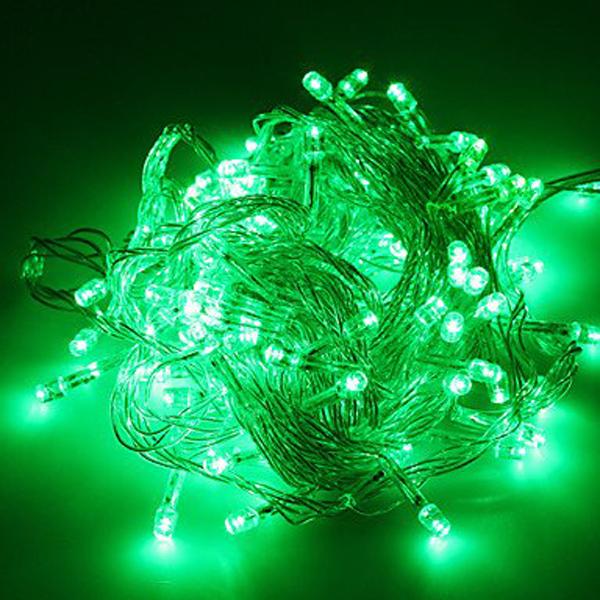 131FT 40M 400LED 220V Christmas Christmas Festival Lights String