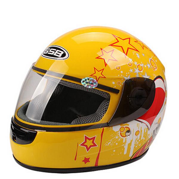 Top Children Motorcycle Helmet Small Full Helmet for GSB