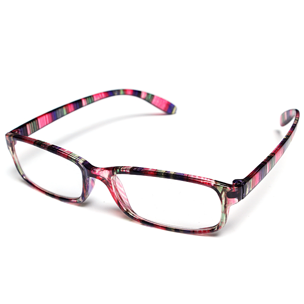 Super Light Resin Portable Reading Glasses Full-Rim Eyeglasses