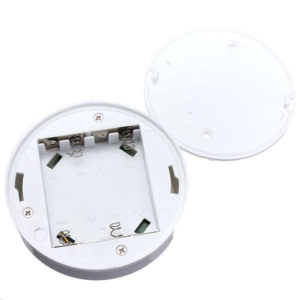 Portable 6 LED Wireless Infrared PIR Motion Detector Night Light