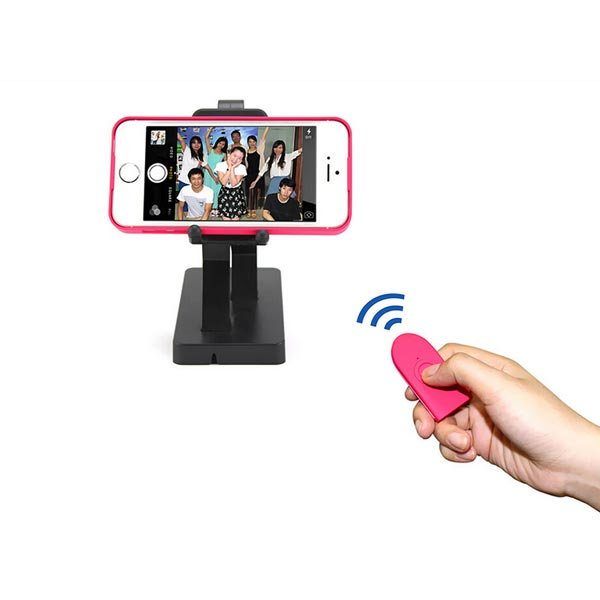 bluetooth Remote Control Self Timer Shutter Case For iPhone5