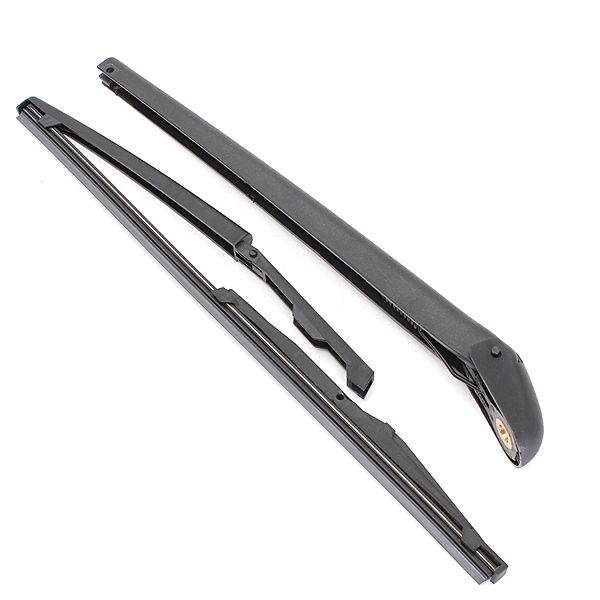 Aero VU Front Retro Wiper Blades Pair For Ford Fiesta MK6 Hatch RL1