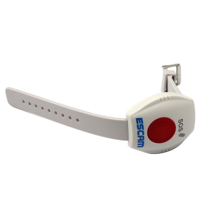 ESCAM AS004 SOS Wristband Application Alarm Sensor for QF500 Camera