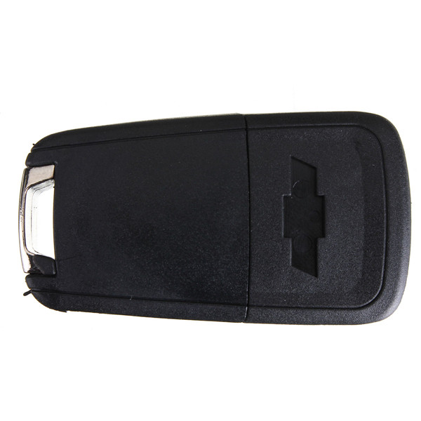 3 Button Remote Key Fob Case Shell Uncut Blade For Chevrolet Cruze