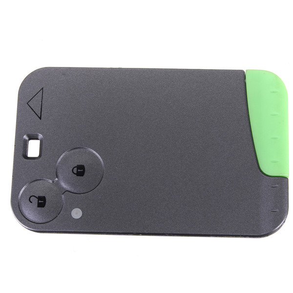 Keyless Remote Smart Repair Kit Key Shell Case For Renault Laguna