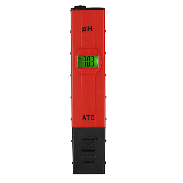 PH-2011 0.00-14.00PH Digital LCD Water PH Meter Test Pen