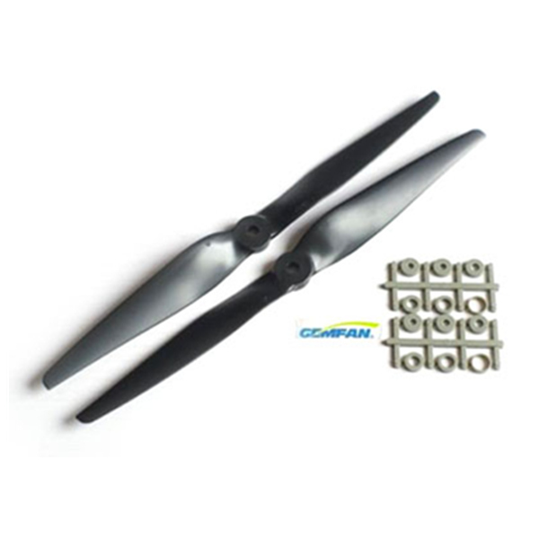 Gemfan 1050 Carbon Nylon CW/CCW Propeller Graupner For RC Drone FPV Racing Multi Rotor