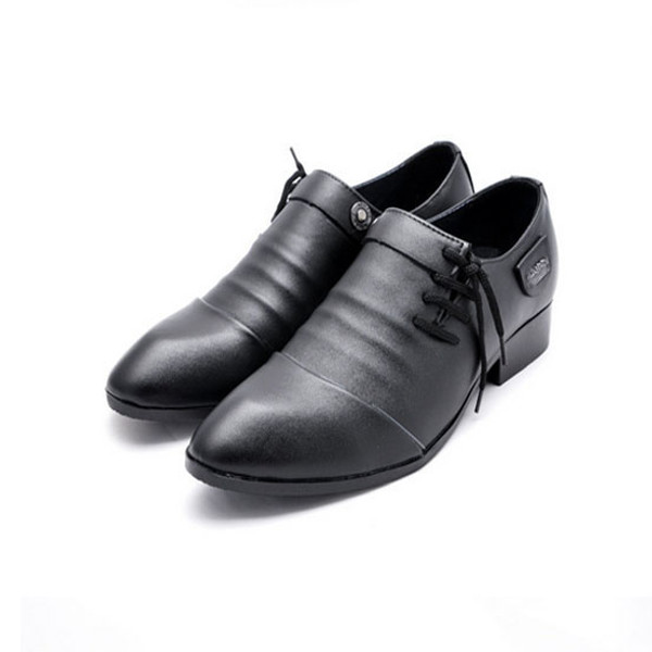 Fashionable Mens Business Leather Shoes Casual Dress Oxfords