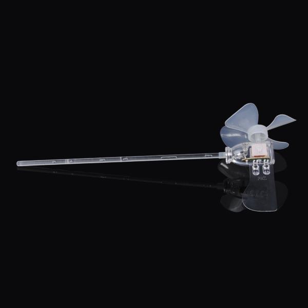 Smallest Mini Wind Turbines Generator LED Teaching Tools Sample Model