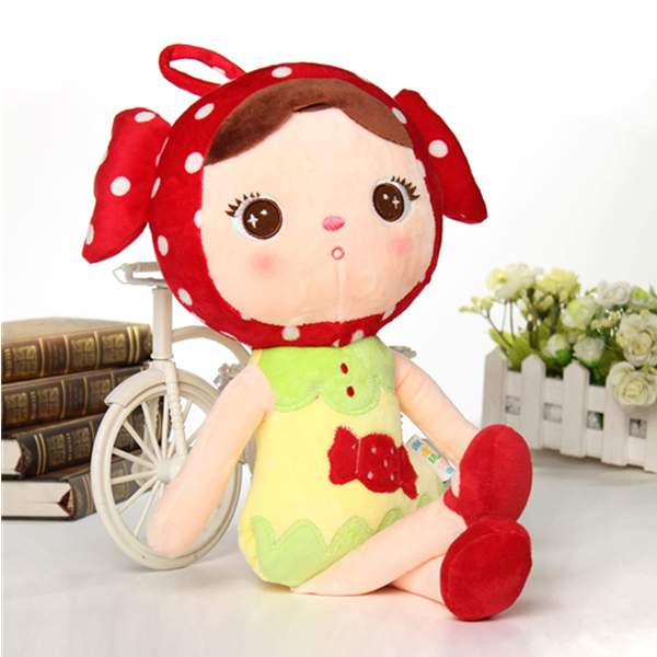 Creative Super Cute Girl Doll Plush Toy Birthday Gift 50 cm