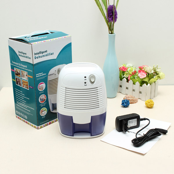 Mini Desiccant Elec Semiconductor Intelligent Dehumidifier Air Dryer