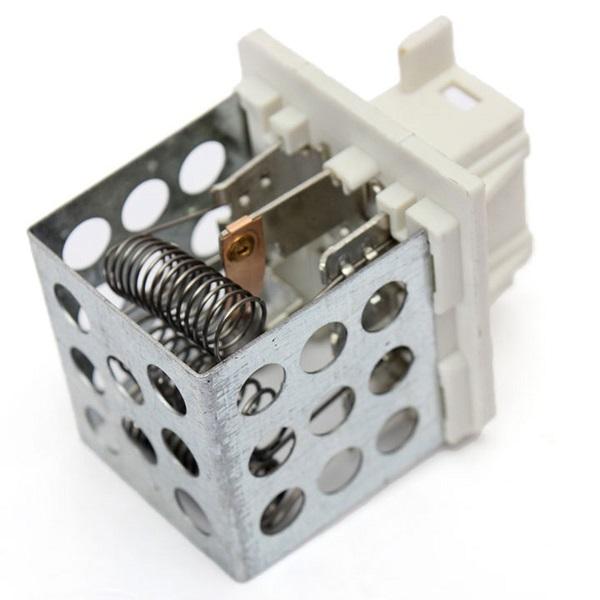 Car Heater Fan Motor Blower Control Resistor for Peugeot