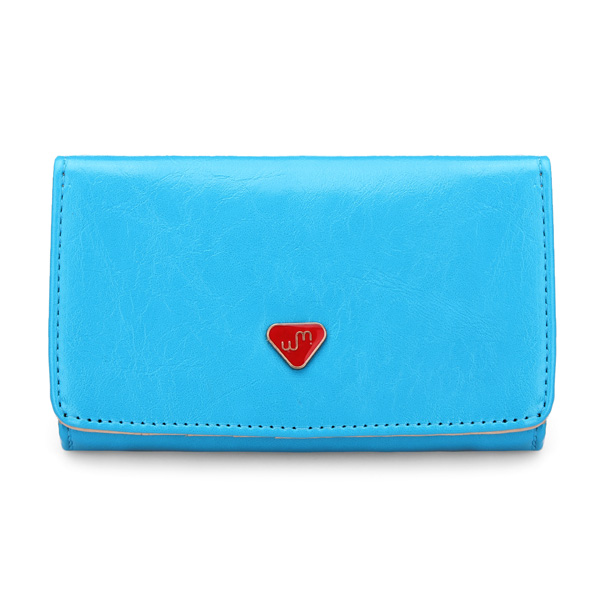 Multifunction Women Wallets Coin Case Purse Cell Phone Cover Bag