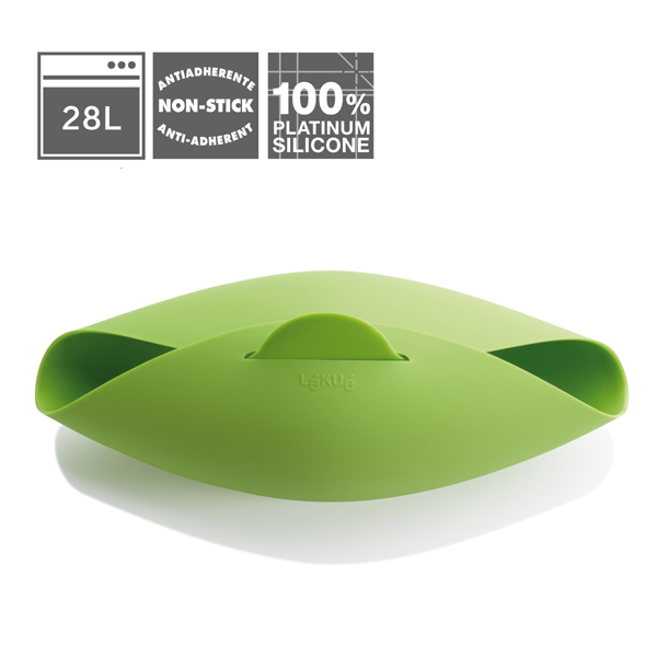 Multifunctional Silicone Steaming Roast Food Bowl Steamed Fish Bowl Baking Mixing Bowl