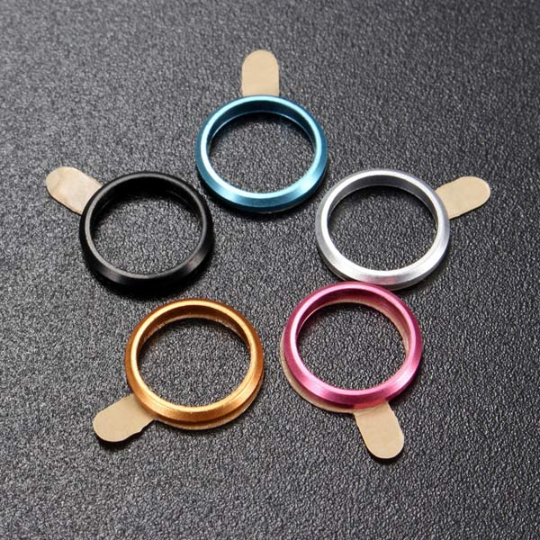 Rear Camera Lens Protector Anti-scratch Ring Circle For iPhone 6