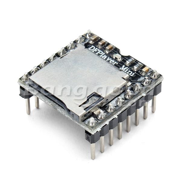 5Pcs DFPlayer Mini MP3 Player Module For Arduino
