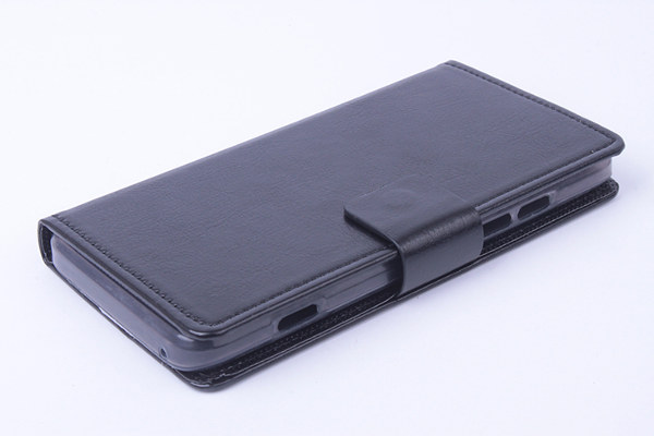 Flip Leather Magnetic Protective Case For ZTE V975