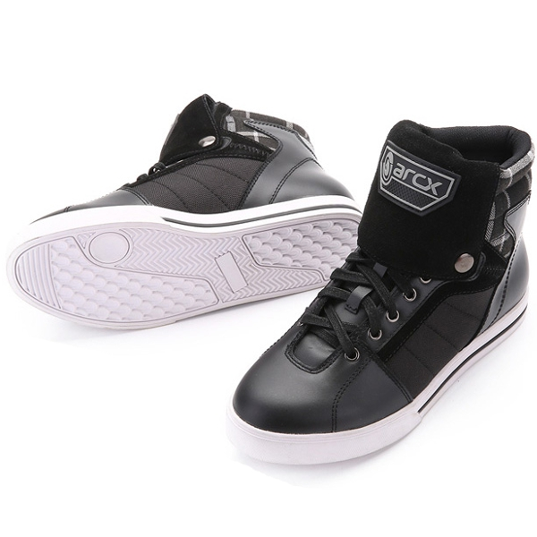 Arcx Women Men Motor Bike Riding Shoes Outdoor Motorcycle Racing Boots