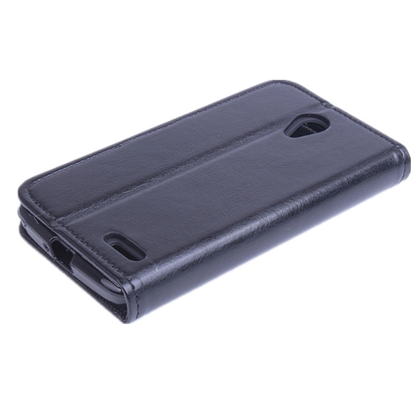 Flip PU Leather Stand Protective Case For Alcatel One Touch POP2 M5
