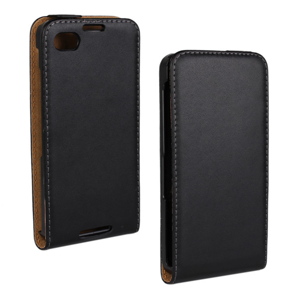 Up-down Flip PU Leather Protective Case Cover For BlackBerry A10