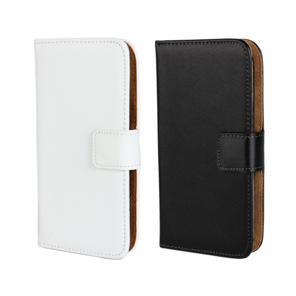 Flip Leather Wallet Protective Case For Samsung Galaxy Ace 4 LTE G357