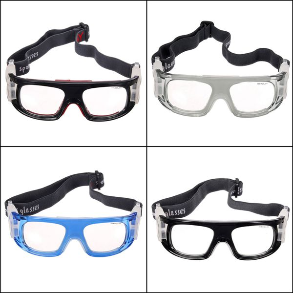Basketball Soccer Football Sports Protective Elastic Goggles Eye Safety Glasses