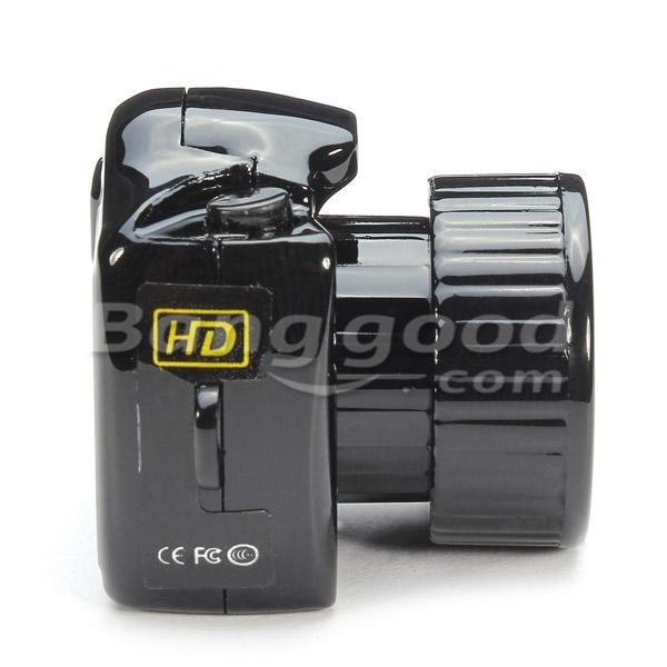 Y2000 720P Mini Digital DV Webcam Camera Camcorder