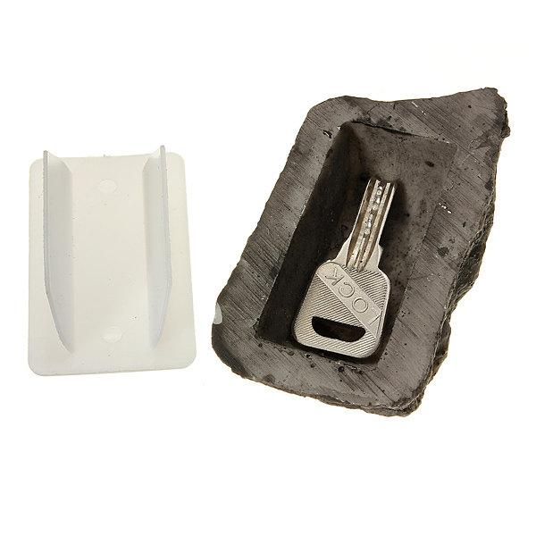 rock shape key box