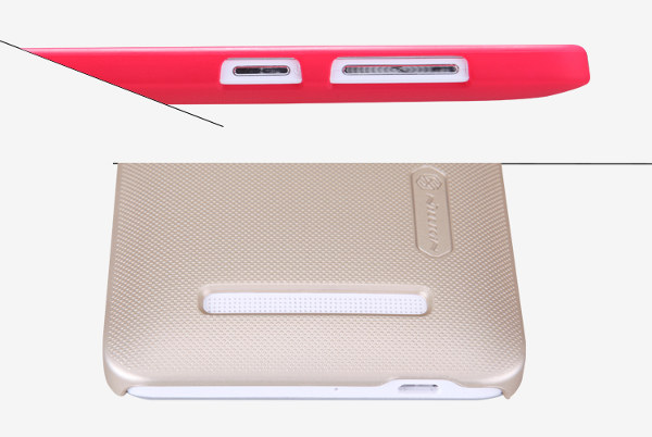 NILLKIN Super Frosted Shield Case For Asus X002