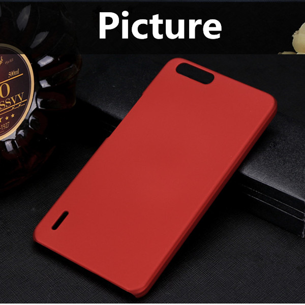 MOSKII Brand Ultra Thin PC Shield Case Cover For Huawei Honor6 PLUS