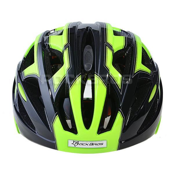 ROCKBROS Bicycle Cycling Helmet With Goggles32 Air Vents With Lenses