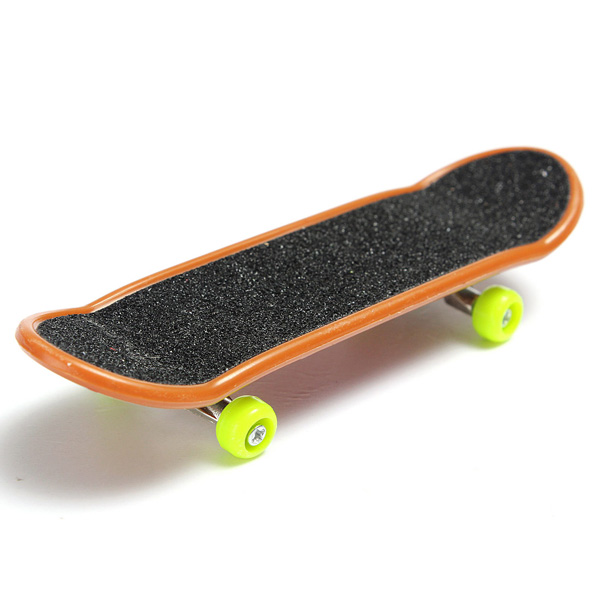 Pack Finger Board Deck Truck Skateboard Toy Boy Child Party
