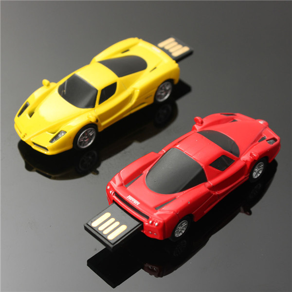 Bestrunner 16GB Car Model USB 2.0 Flash Drive Fashion Memory U Disk
